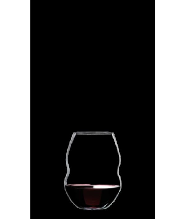 Glass RIEDEL Swirl Red 0450/30