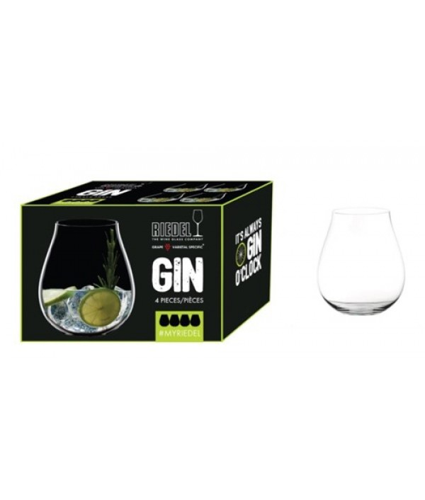 Copo RIEDEL Gin Box 4