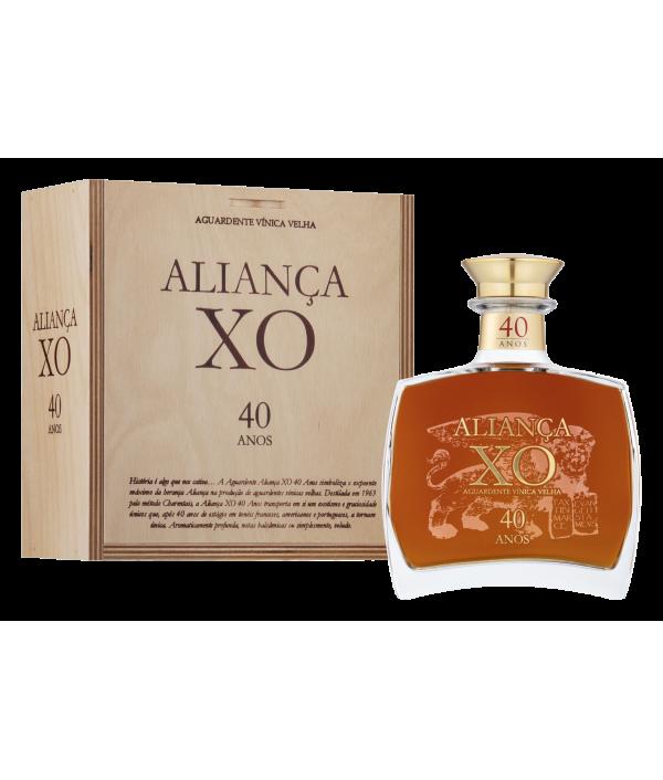 ALIANÇA XO 40 Years
