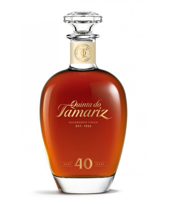 Old Brandy QUINTA DE TAMARIZ 40 Years