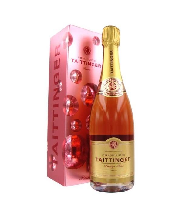 TAITTINGER Rosé Brut