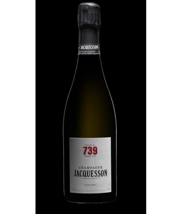 JACQUESSON Cuvée 740 Extra Br...