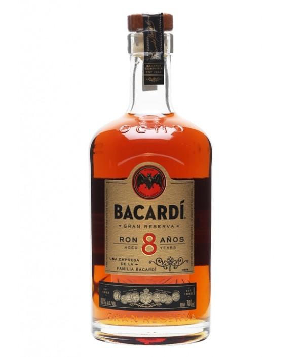BACARDI 8 Years
