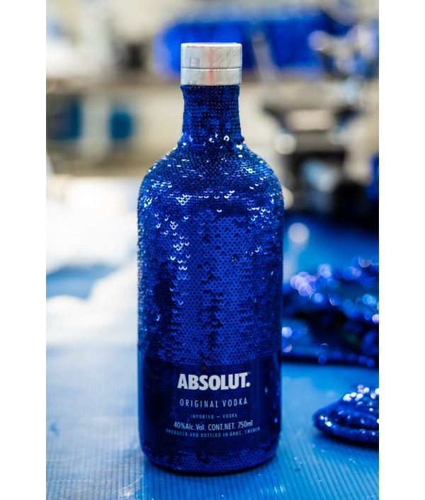 ABSOLUT Sequin Uncover
