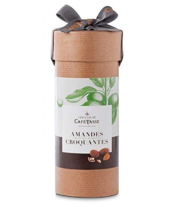 Chocolate CAFÉ-TASSE Amandes Croquantes