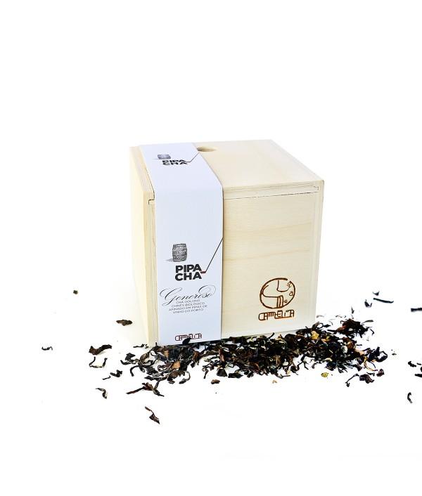 Chá CAMÉLIA Pipa Chá
