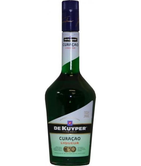 DE KUYPER Green Curaçao