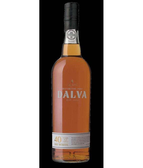 DALVA Dry White 40 Years