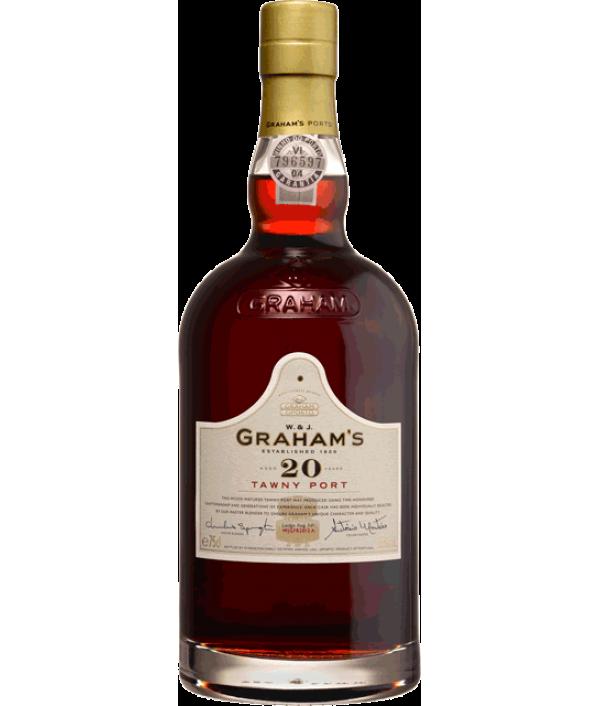 GRAHAM'S 20 Anos (0.20L)