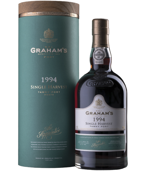 GRAHAM'S Single Harvest 1994