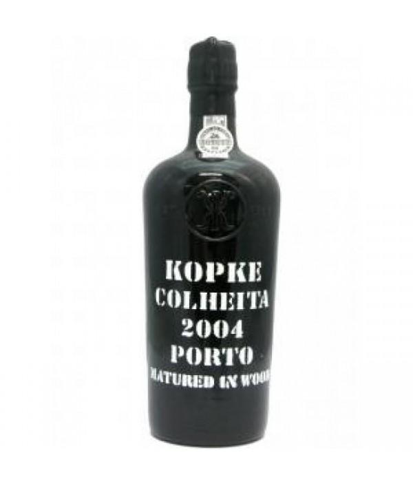 KOPKE Colheita 2004