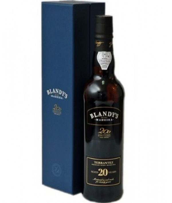 BLANDY'S 20 Years Terrantez - Madeira Is...