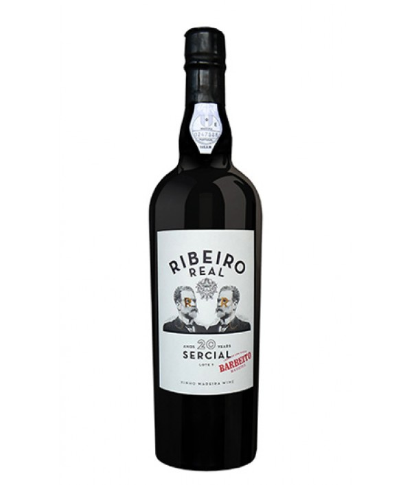 BARBEITO 20 Years Ribeiro Real  Sercial ...