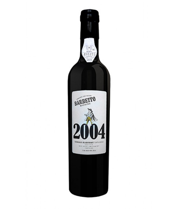 BARBEITO Single Harvest 2004 - Madeira I...
