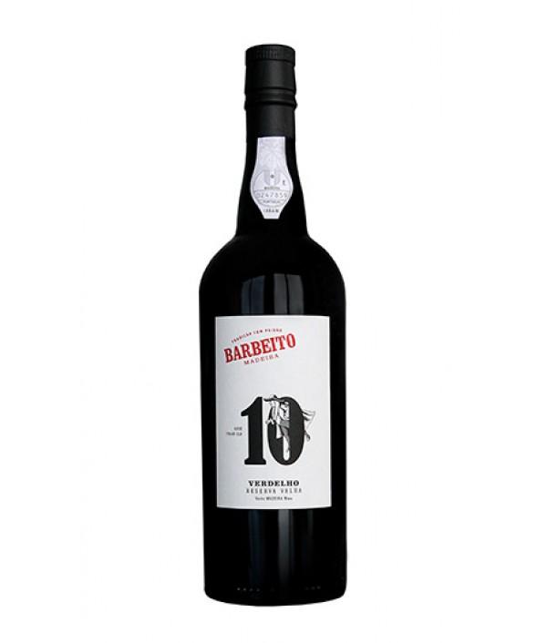 BARBEITO 10 Years  Verdelho - Madeira Is...