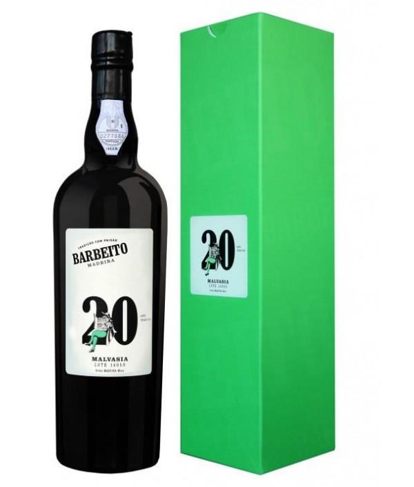 BARBEITO 20 Years Malvasia - Madeira Isl...