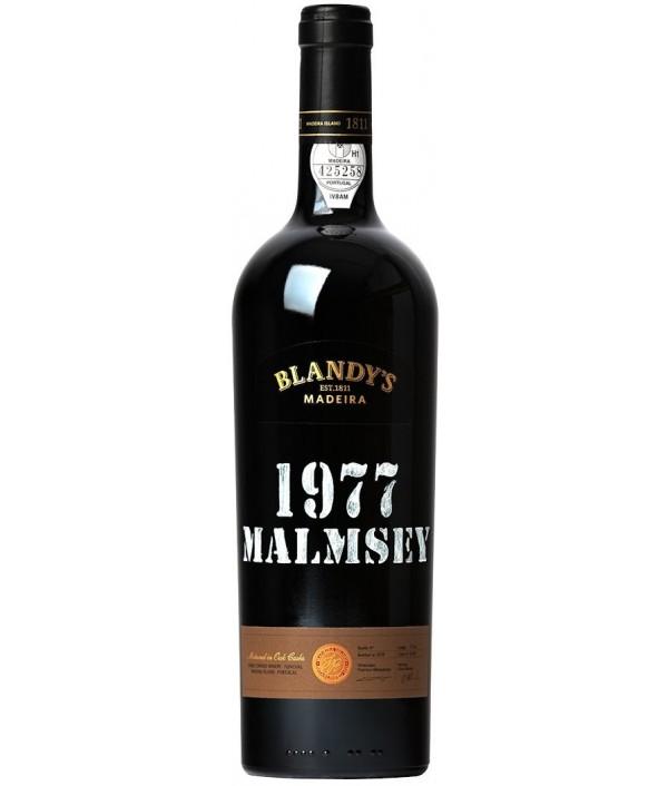 BLANDY'S Malmsey 1977 - Madeira Island