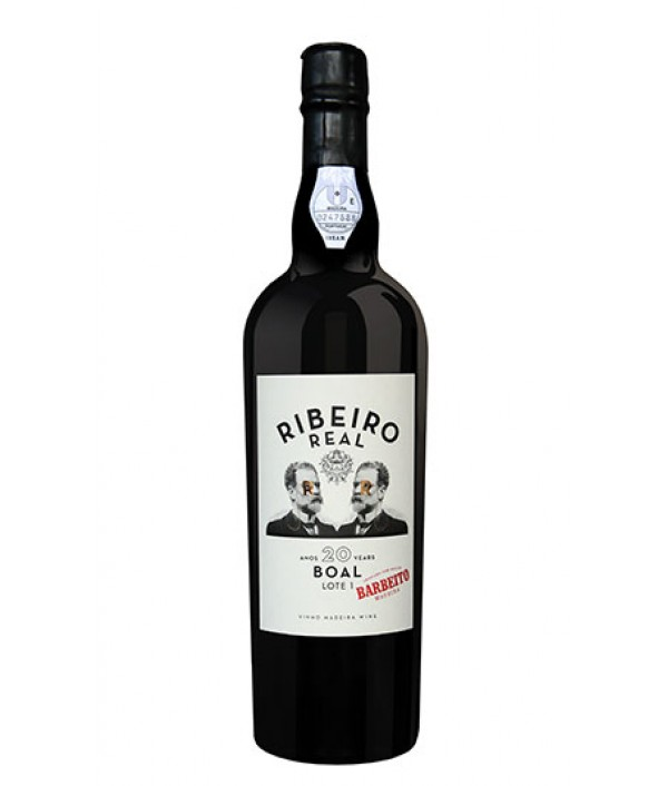 BARBEITO 20 Years Ribeiro Real Boal - Ma...