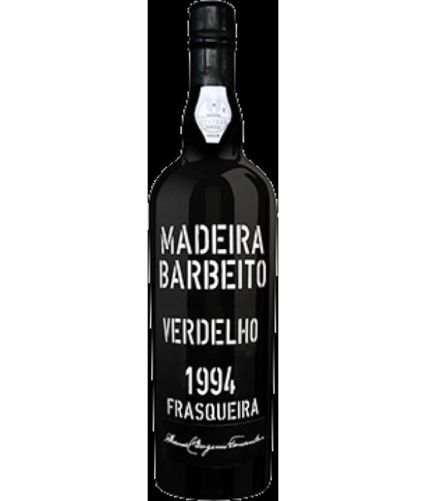 BARBEITO Verdelho Frasqueira 1994 E.F. -...