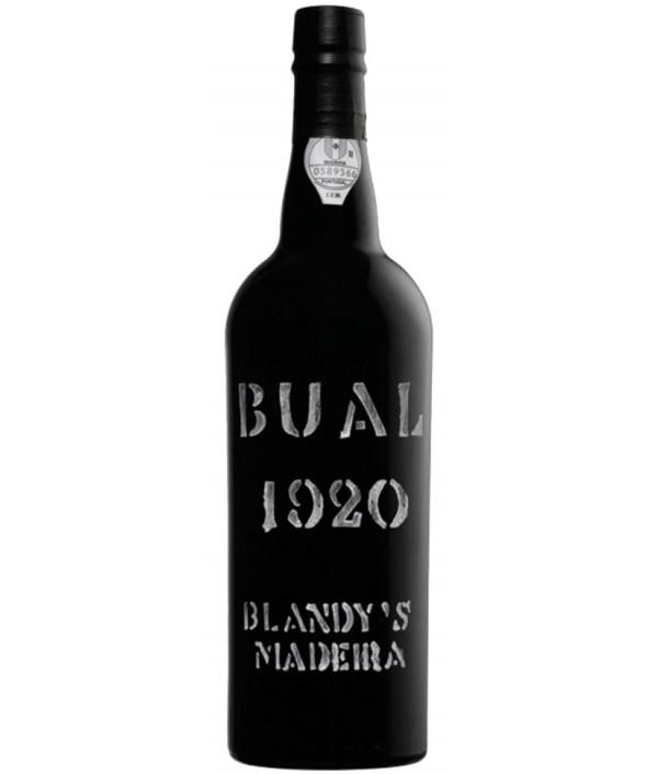 BLANDY'S Bual 1920 - Madeira I...