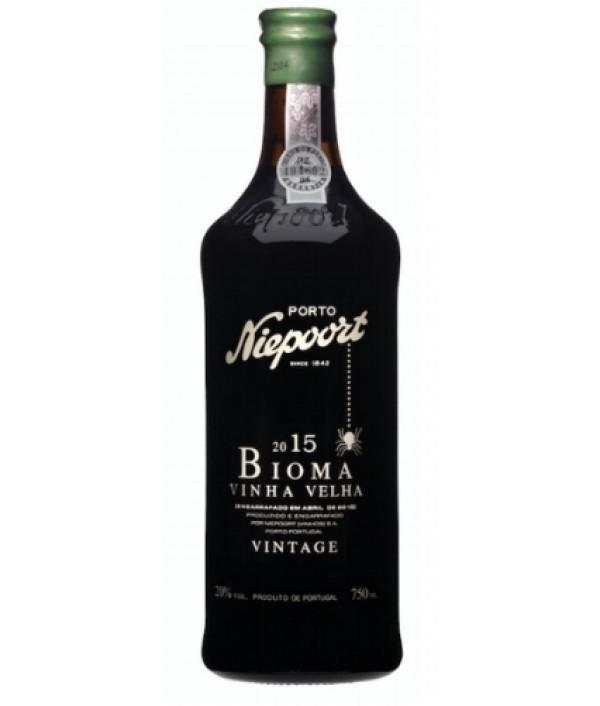NIEPOORT Bioma Vinha Velha Vintage 2015