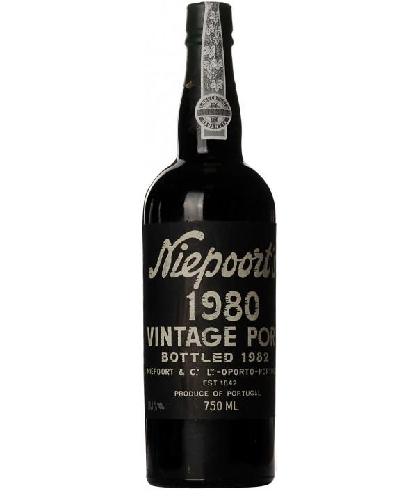 NIEPOORT Vintage 1980