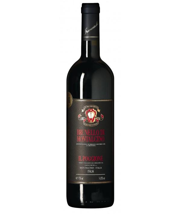 IL POGGIONE Brunello di Montalcino tº 2...