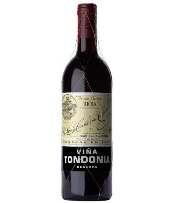VINA TONDONIA Reserva tº 2006 - Spain