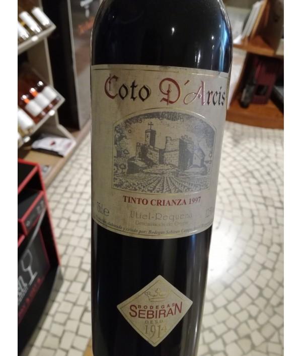 COTO D'ARCIS tº 1997 - Espanha