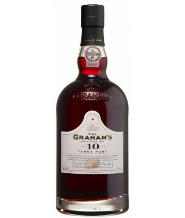 GRAHAM'S 10 ANOS (4.5 LTRS)