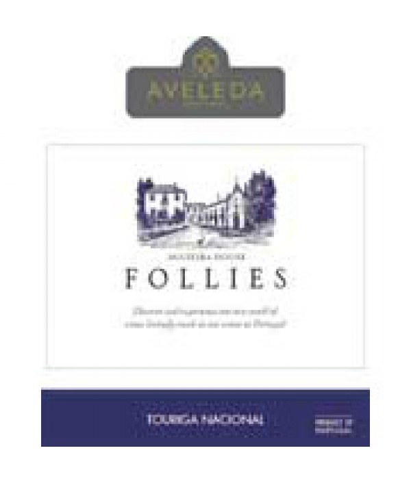 AVELEDA Follies Touriga Nacional tº 200...
