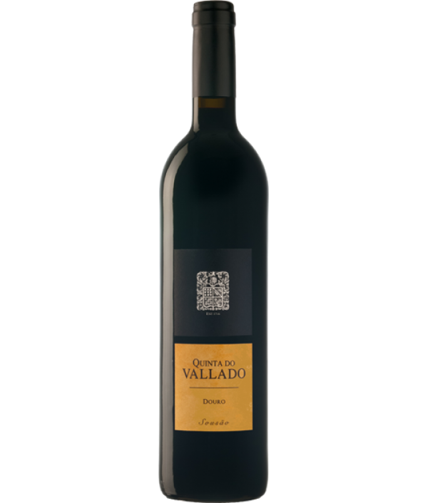 QUINTA DO VALLADO Sousão tº 2012 - Dou...