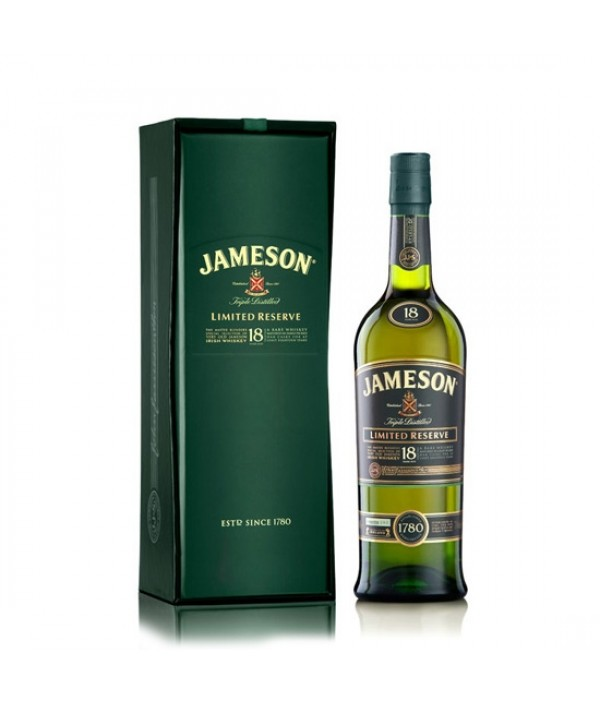 JAMESON 18  Anos Limited Reser...