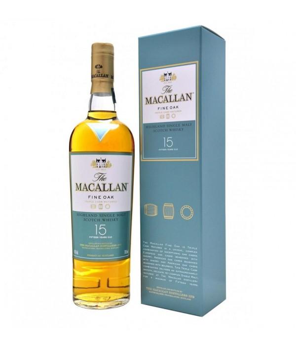 MACALLAN 15 Years Fine Oak