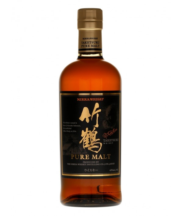 NIKKA Taketsuru Pure Malt