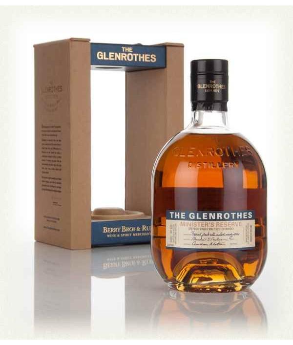 GLENROTHES Minister's Reserve